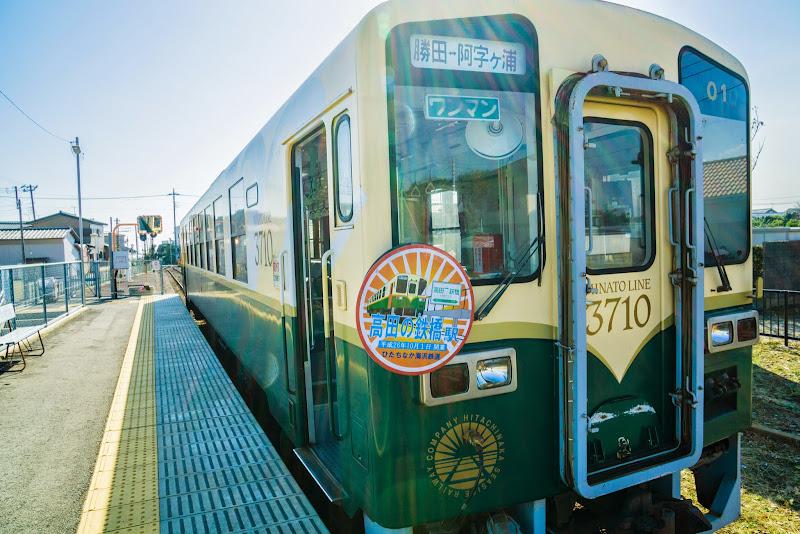 ひたちなか海浜鉄道 写真1