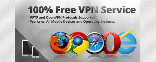 Top 5 Free PPTP VPN Terbaik Tanpa Download Software