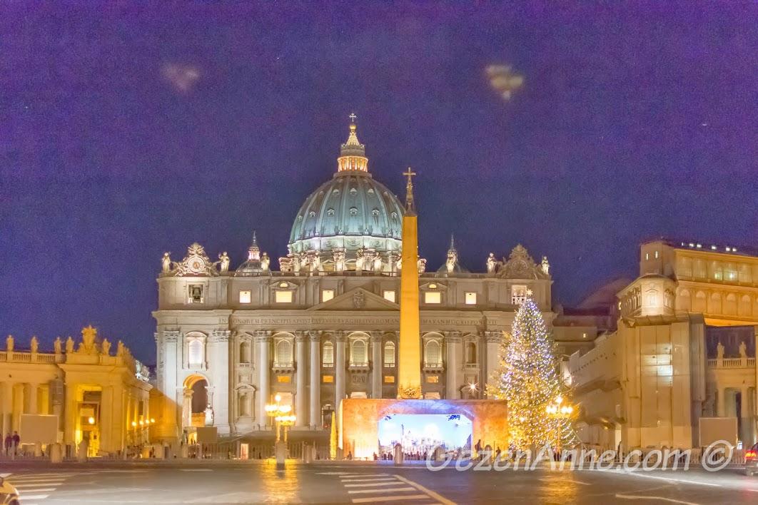 San Pietro Bazilikası, Vatikan
