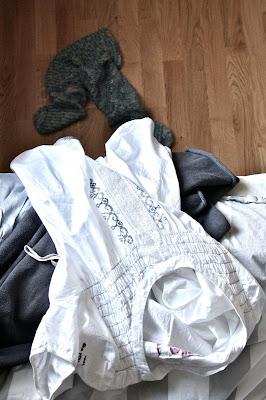 Tisdagstema – Klädförvaring