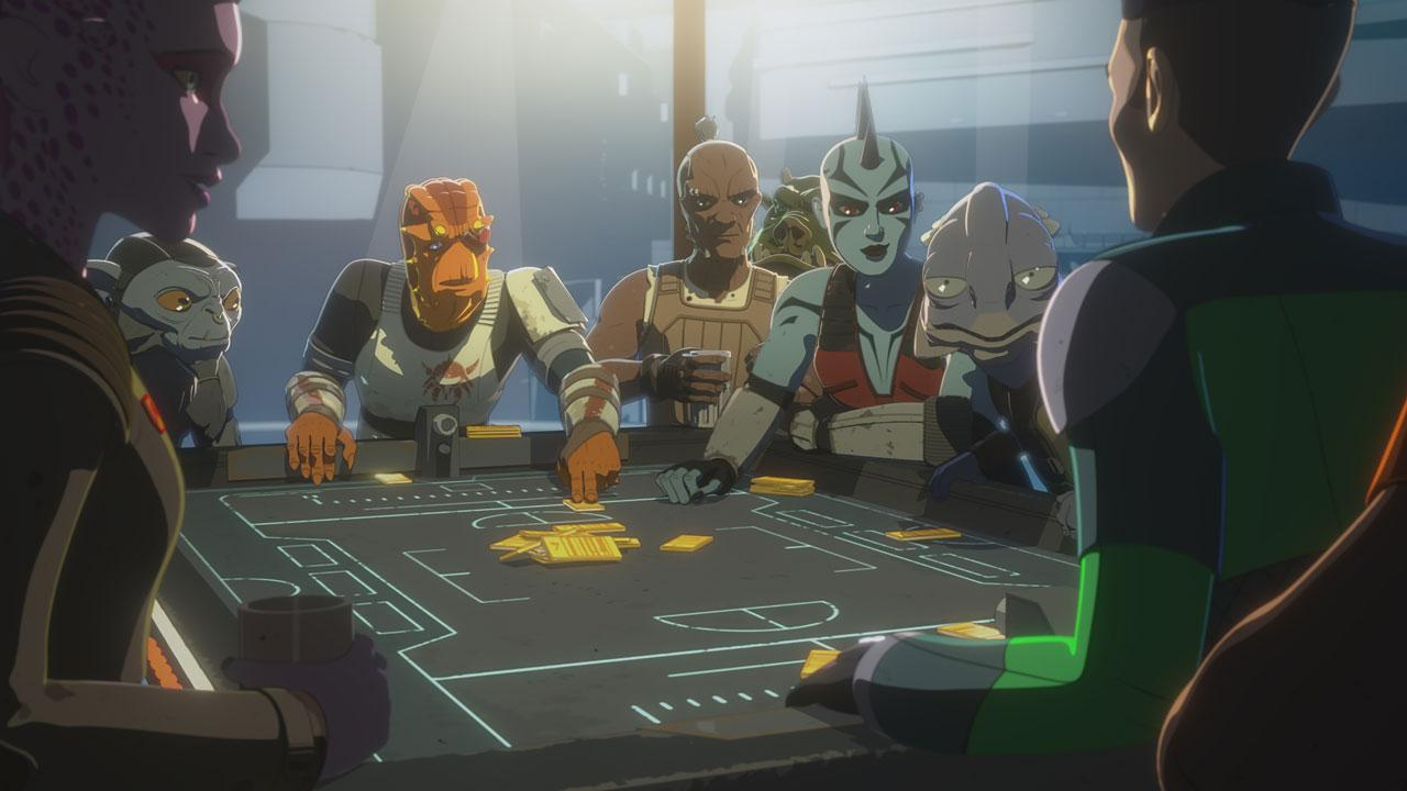 "TV Recap: ""Star Wars Resistance"" Season 2, Episode 10 - ""Kaz's Curse"" -  LaughingPlace.com"