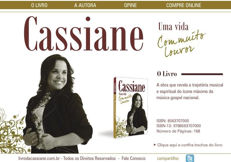 25 CASSIANE DA ANOS CD BAIXAR O GRATIS