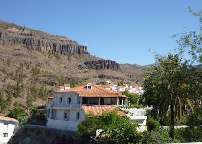 Haus in Fataga