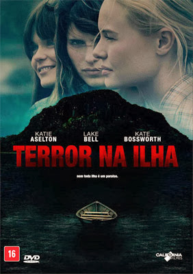 Filme Poster Terror Na Ilha DVDRip XviD Dual Audio & RMVB Dublado