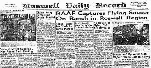 Does General Twining Memo Prove The Existence Of UFOs and Aliens