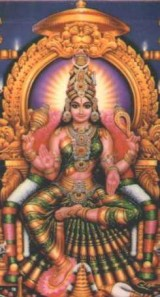 Goddess Bhuvanesvari Image