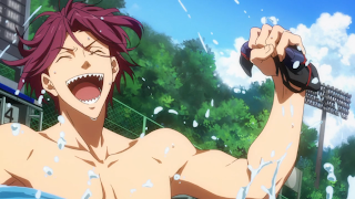 Free! Iwatobi Swim Club Episode 7 Screenshot 12