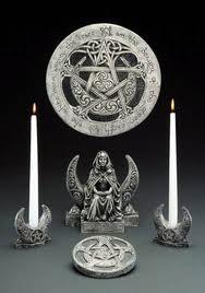 Candle Black Magic Revenge Spell Image