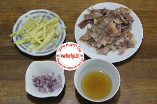 Hướng dẫn cách nấu món cháo khô mực thơm ngon đơn giản dễ làm www.huynhgia.biz