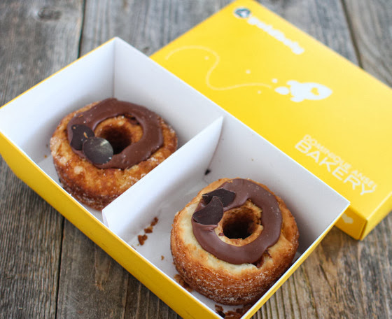 The Real Cronut from Dominique Ansel (via Goldbely)