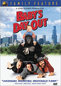 Nhóc Siêu Quậy - Baby's Day Out poster