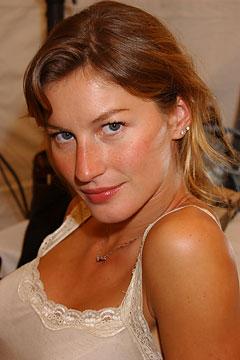 Dress Me: Models: Gisele Bundchen