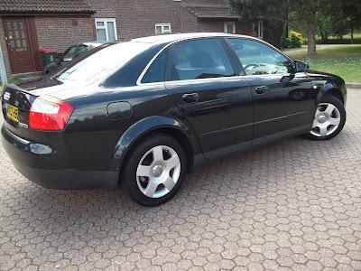 u00a34490 audi a4 v6 engine 2 5tdi 163 bhp saloon 6 speed 03 Audi A4 Specs 2003 Audi A4 Sedan Engines
