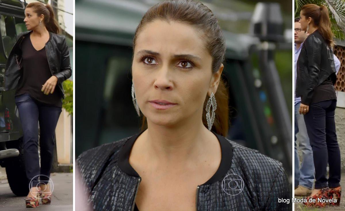 moda da novela Em Família - look da Clara dia 2 de junho