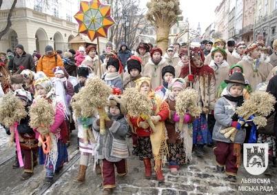 Завтра у Львові встановлять Дідуха