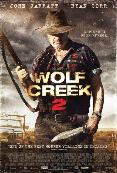 Poster Of Wolf Creek 2 (2013) Full Movie Hindi Dubbed Free Download Watch Online At Alldownloads4u.Com