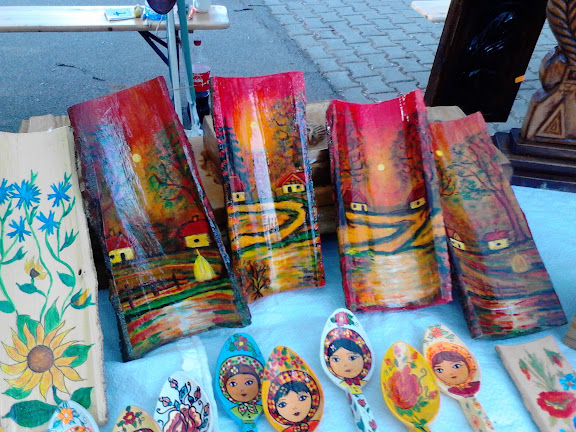 Tîrgul meşterilor populari din Oradea, iulie 2013 #4
