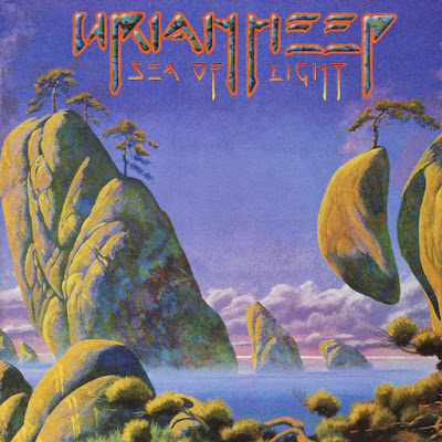 Uriah Heep ~ 1995 ~ Sea of Light
