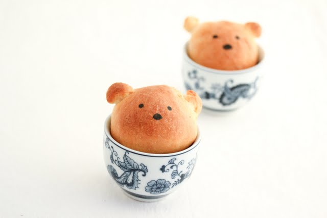 Bears in Tea Cups