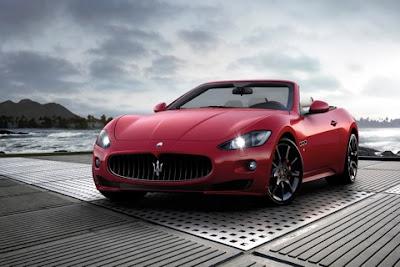 2012 Maserati GranCabrio Sport wallpapers