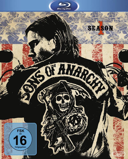 Sons of Anarchy – Temporada 1 [3xBD25]
