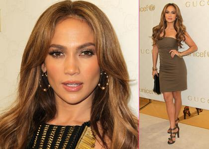 Jennifer Lopez: Gucci Children