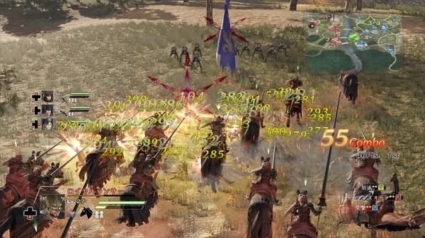 BLADESTORM: Nightmare Crack, Repack, CODEX - Game Screenshot