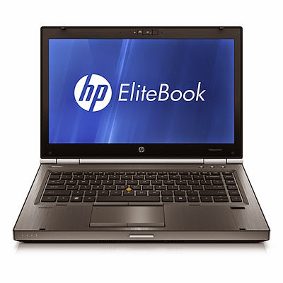 HP 8460W Elitebook Workstation (2DC5)