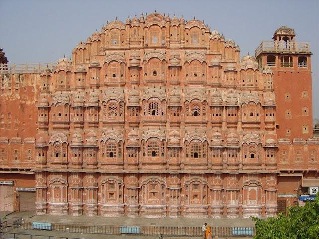 Хава Махал. Индия