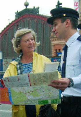 El SATE (Servicio de Atención al Turista Extranjero) ha atendido a 55.665 turistas en 10 años