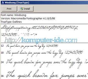 cara_instal_font_pada_windows-7