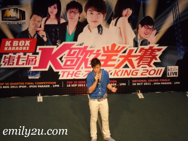 7th K King 2011 karaoke competition