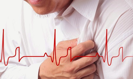 không khí ô nhiễm ảnh hưởng đến bệnh tim mạch