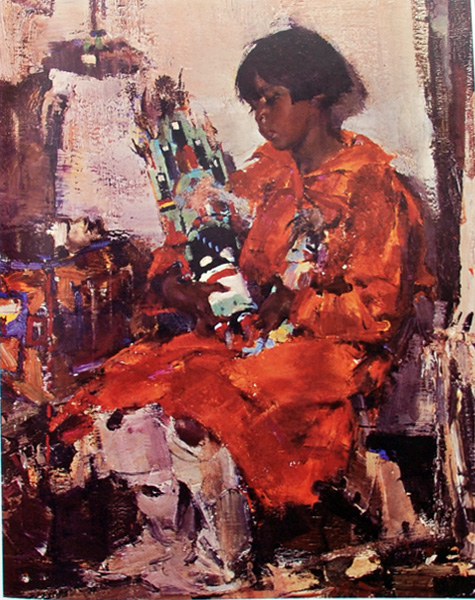 Nicolai Fechin Art Quotes Part 2 Art And Influence
