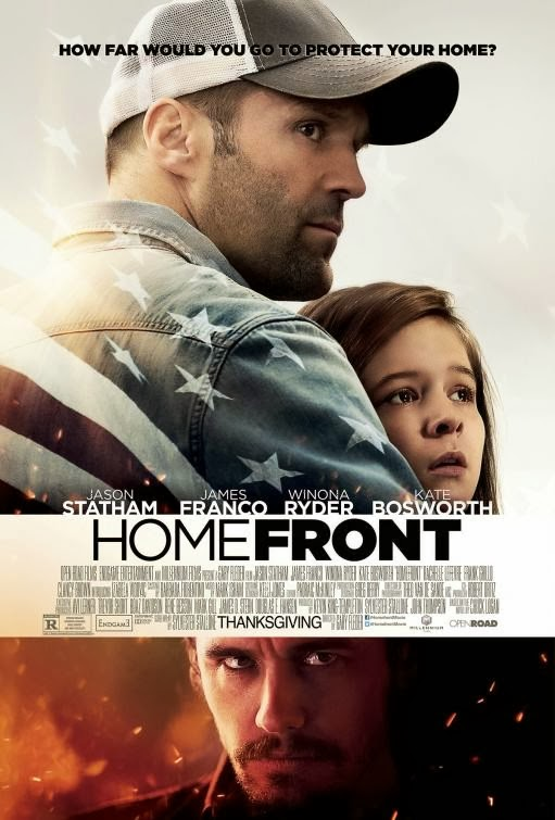 Poster Of Homefront (2013) Full Movie Hindi Dubbed Free Download Watch Online At alldownloads4u.com