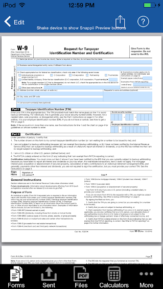 Construction manager forms