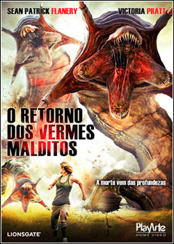 Filme Poster O Retorno dos Vermes Malditos DVDRip XviD Dual Audio & RMVB Dublado