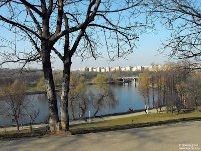 Bucuresti. Parcul Tineretului primavara
