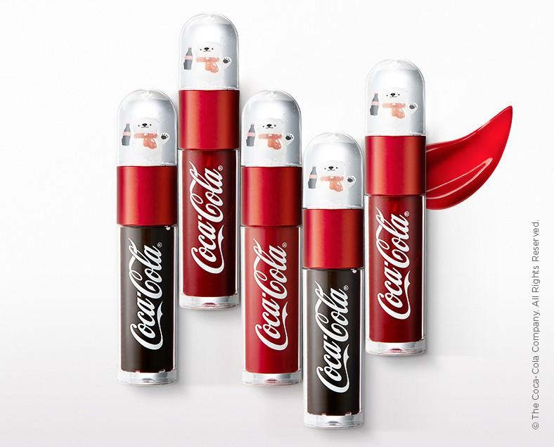 The Face Shop x Coca Cola Lip Tint