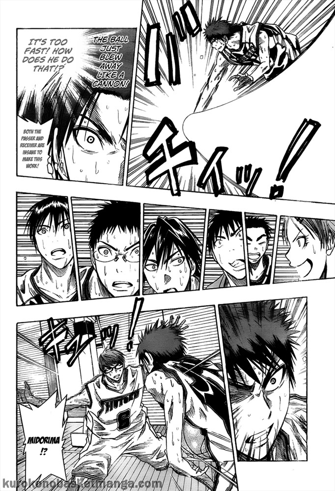 Kuroko no Basket Manga Chapter 33 - Image 20