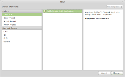 New 003 Configuración Sailfish SDK en Linux Mint