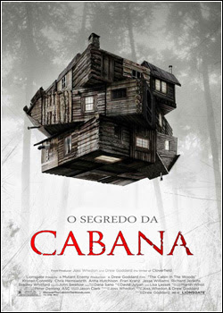 O Segredo da Cabana (Dual Áudio) BDRip XviD