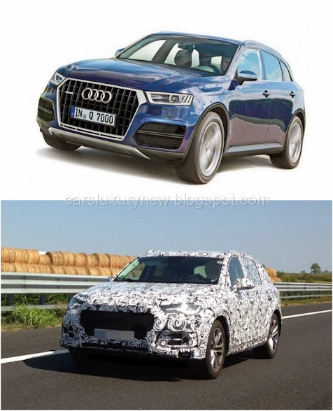 2013 Audi Q7 Tdi: 2015 Audi Q7 SUV Released With New Changes And Design