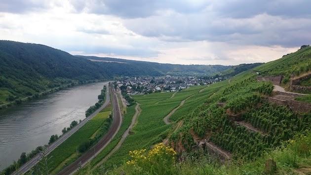 Schlösser und Burgen, Rhein und Mosel