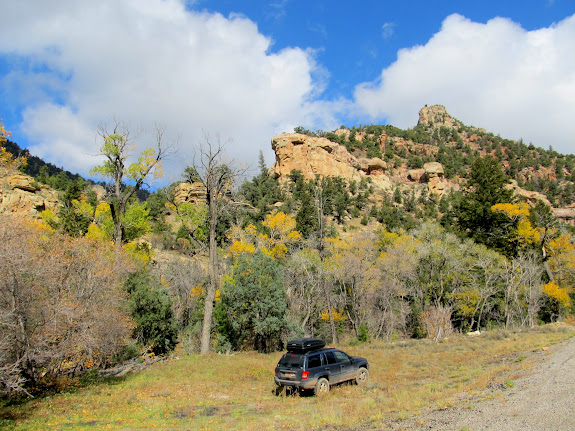 Dugout Canyon