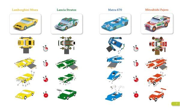 Dessin a colorier voiture de rallye - Dessiner voiture de course ...