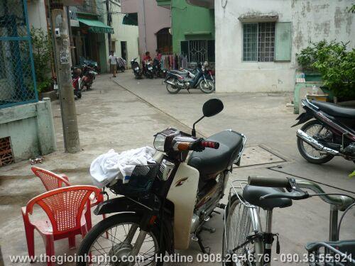 Bán nhà Phú Thọ, Quận 11 giá 3, 2 tỷ - NT120