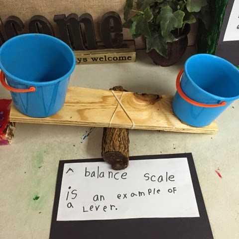 simple machine school project