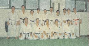Ricardo García Mendaña en Algorta, 1987