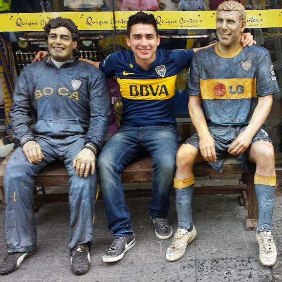 Fui Al Estadio De Boca Y Te Lo Muestro